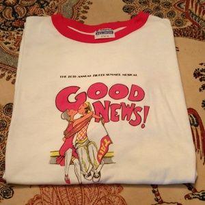 Vintage Good News! t-shirt